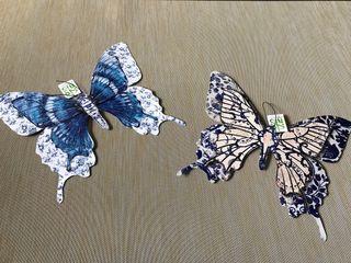 Mariposas de pared