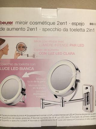 Miroir eclairé x5 Neuf - Beurer