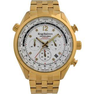 PVP £ 890 Reloj Krug-Baumen Mens