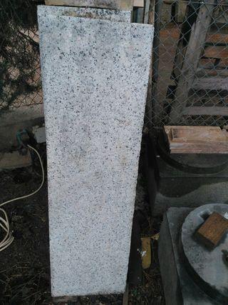 gradas de granito