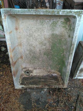 pileta grande de granito