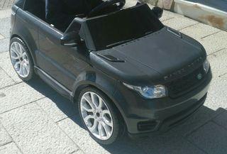 coche de bateria ranger rover