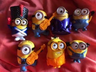 Minions happy meal mcdonalds