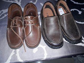 Zapatos niño t.32 y t. 33