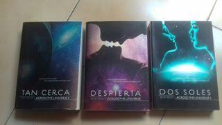 trilogia Tan Cerca , Despierta y Dos Soles