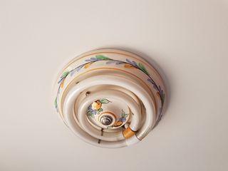 plafón de cocina en cerámica
