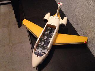 Playmobil avion incompleto