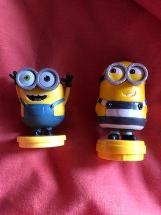 Minions figuras de coleccion