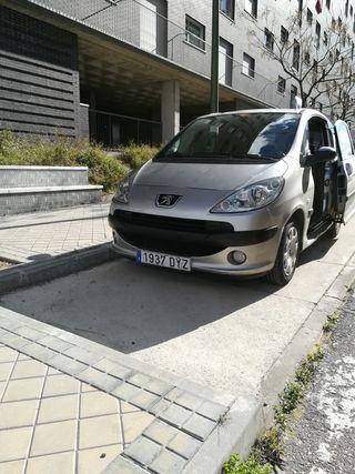 Peugeot 1007 1.4 HDI 2005