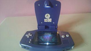 Adaptador de luz Game Boy Advance