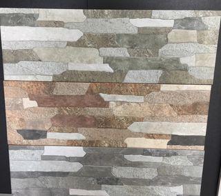Azulejos para exterior y exterior 20x60 piedra