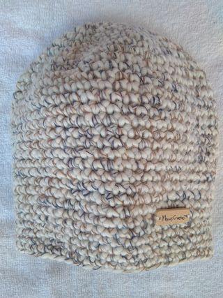 Gorro chispeado lana acrílica