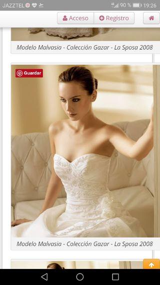 Vestido St De Sposa La Novia Patrice xrp0WZqIrw