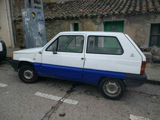 SEAT Marbella 1989