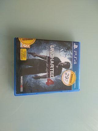 Jugo PS4 Uncharted 4
