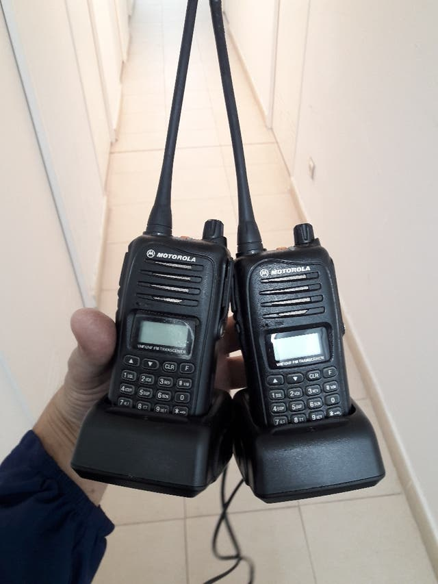 Emisoras Motorola MT-380