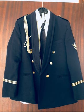 Traje Almirante Comunión