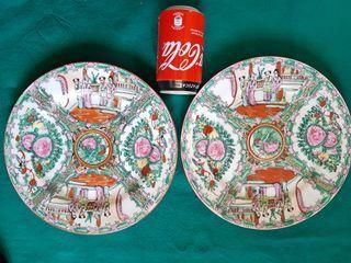 Platos porcelana china