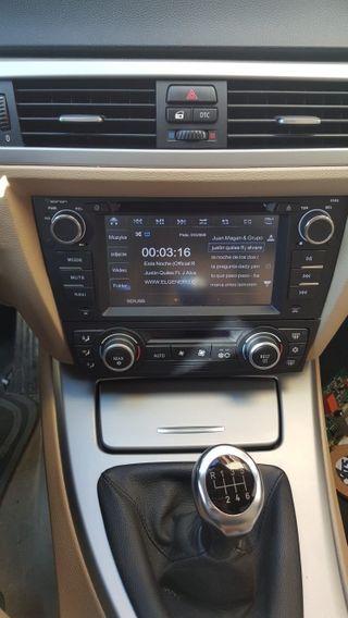 Radio pantalla Bmw e90