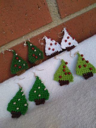 Pendientes Navidad