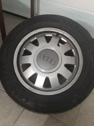Llantas originales Audi 15 pulgadas