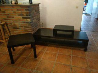 conjunto de mueble para salón