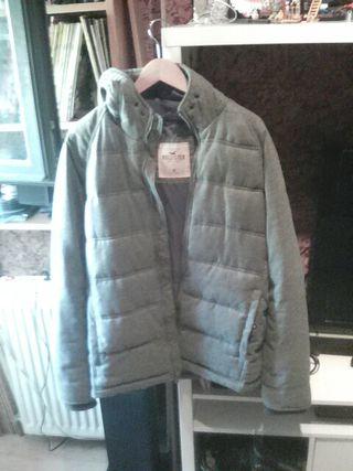 chaqueta hollister