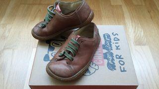 zapato niño camper