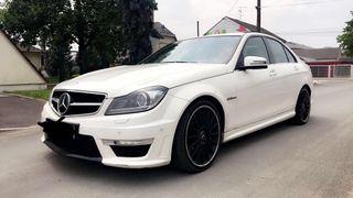 Mercedes-Benz Clase C 63
