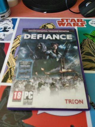 DEFIANCE-- Juego para PC