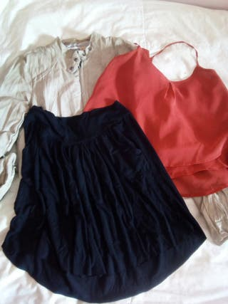 Lote ropa x3