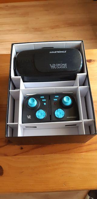 VR Nano drone Autofligth