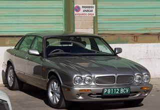 jaguar xj 1997