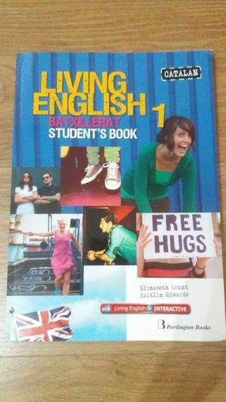 Libro Ingles batchillerato