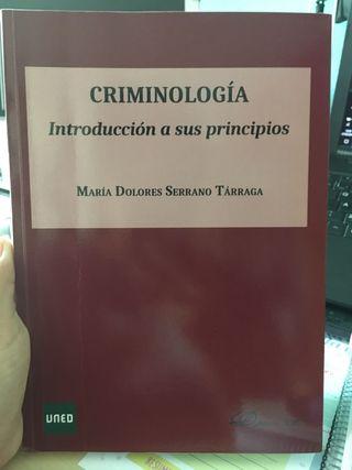 Libro Intro. a la Criminología