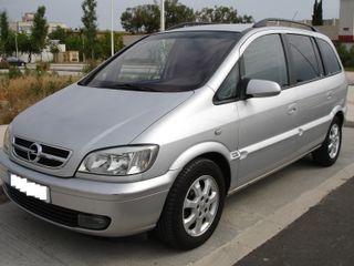 Opel Zafira 2.2 Dti 125 Cv