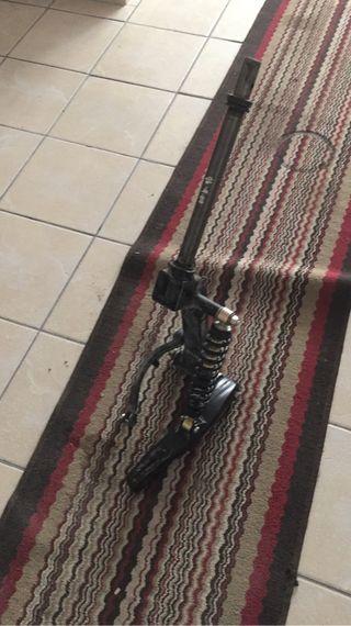 Horquilla scooter