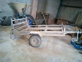 remolque para transportar quad