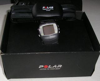 PULSÓMETRO-POLAR FT40