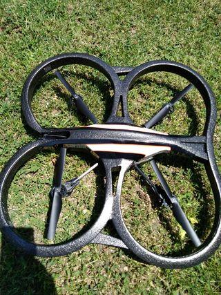 AR Drone, Dron, parrot