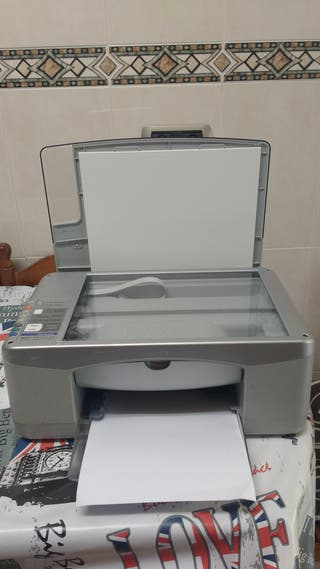 Impresora Todo-en-Uno HP PSC 1215