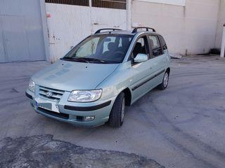 Hyundai Matrix 1.5 CRDI 2005