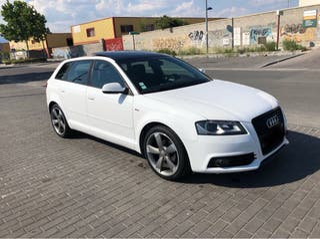 Audi A3 2.0tdi stronic