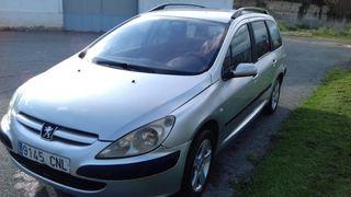 Peugeot 307 HDI año 2003