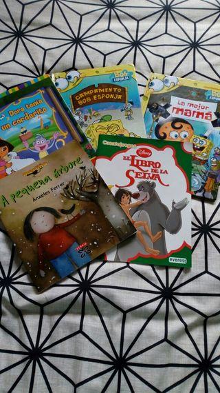 5 cuentos infantiles