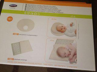 Cojin de bebes antiahogo