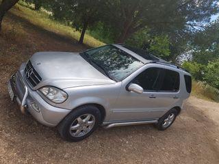 Mercedes ml 400 cdi v8 biturbo