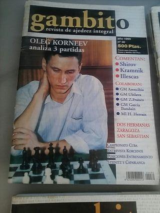 Gambito (Revista de ajedrez)