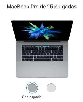 "MacBook Pro 15""-TouchBar- Laptop Apple yAccesorios"