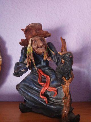 figuras brujas